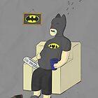 Batman - If Robin Was The Hero by shyam13