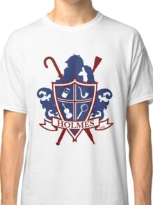 Holmes Family Crest Classic T-Shirt
