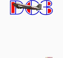 DC3 (75 Years In The Air) T-shirt Design Unisex T-Shirt