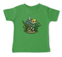 Zelda Wind Waker Forbidden Woods Temple Baby Tee