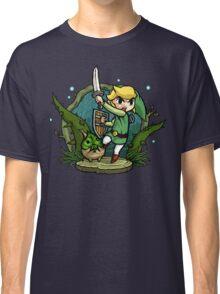 Zelda Wind Waker Forbidden Woods Temple Classic T-Shirt