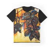 Autumn Vines Graphic T-Shirt