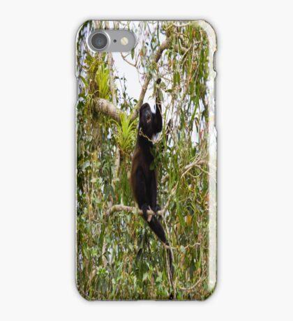 Howler Monkey iPhone Case/Skin