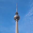 Television Tower Berlin by Moko1