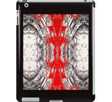 Red Web - 7 iPad Case/Skin