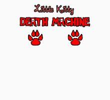 Little Kitty Death Machine Logo T-Shirt