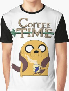 It's Coffee Time! Graphic T-Shirt