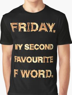 Friday Graphic T-Shirt