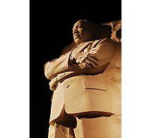Dr. Martin Luther King, Jr. Photographic Print