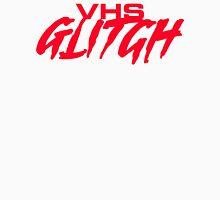 VHS Glitch - Red Edition T-Shirt