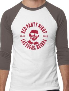 Conor Mcgregor, Red Panty Night Men's Baseball ¾ T-Shirt