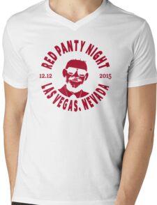 Conor Mcgregor, Red Panty Night Mens V-Neck T-Shirt