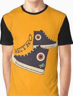 'Retro Shoes' Graphic T-Shirt