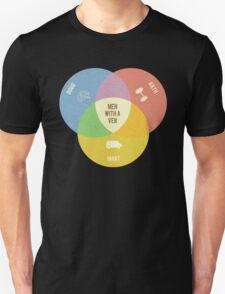 Men With A Ven(n) Unisex T-Shirt