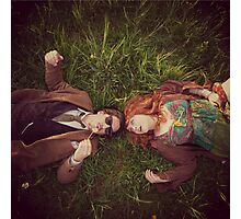 Lovers and Dreamers Photographic Print