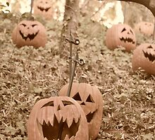 Jack O'Lanterns by Pschtyckque