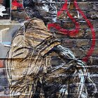 Street Art in London ( Swoon series) by Sherion