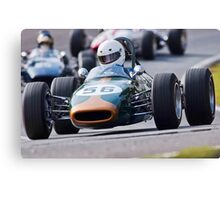 Classic open wheeler. Canvas Print