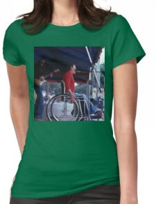 Jeff St.John  & Red Cloud @ The Rocks 1976 Womens Fitted T-Shirt
