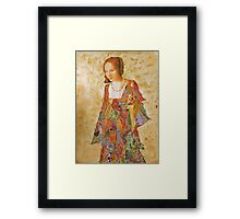 Change Every thing About Her Framed Print