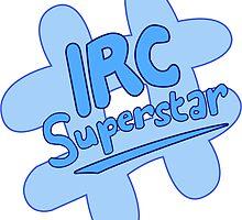 IRC Superstar by AdrienneOrpheus