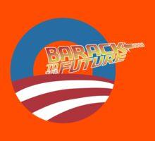 Barack to the Future II Kids Clothes