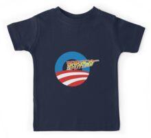 Barack to the Future II Kids Tee