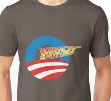 Barack to the Future II Unisex T-Shirt