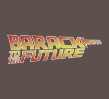 Barack to the Future One Piece - Short Sleeve