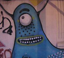 Manhattan Street Art #1, November 2011 by kgarrahan