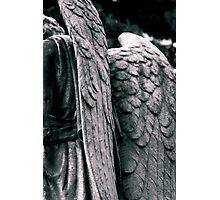 Angel - Mount Auburn Cemetery, Cambridge, MA Photographic Print