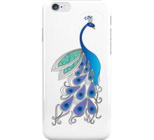 Bold Peacock iPhone Case/Skin