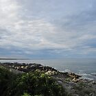 View from the Marginal Way #2 by kgarrahan