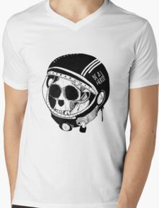 BE A HERO ! - Black - Mens V-Neck T-Shirt