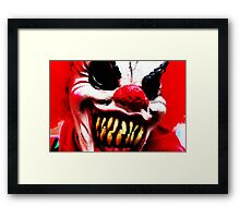 Clowns 1 Framed Print