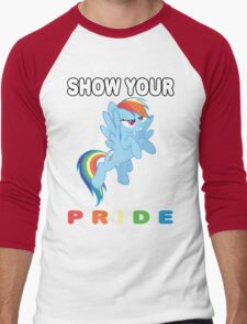 Show Your Pride Rainbow Dash T-Shirt