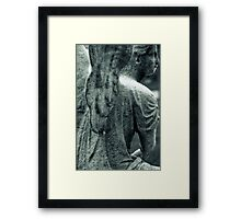 Angel, Mount Auburn Cemetery, Cambridge, MA Framed Print