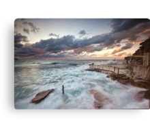 Bronte Madness Canvas Print