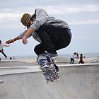 Venice Skater by Pschtyckque
