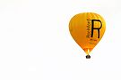 Ballooning over Glenroy by Darren Stones