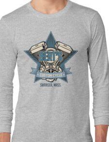 Bert's Custom Cycle Long Sleeve T-Shirt
