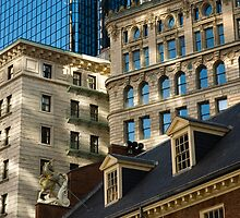 The Old State House, Boston, MA by bostonart