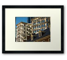 The Old State House, Boston, MA Framed Print