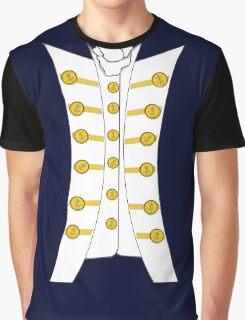 Lieutenant RN Napoleonic Instant Cosplay Hornblower Graphic T-Shirt