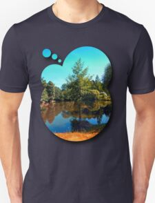 The lonely tree at the pond T-Shirt