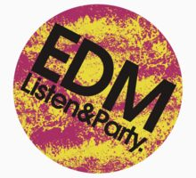 EDM (Electronic Dance Music) Listen & Party. by DropBass