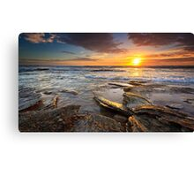 Cable Beach, Broome, Western Australia Canvas Print