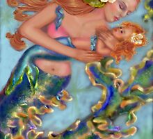 MOMMA MERMAID by kimberlysdream