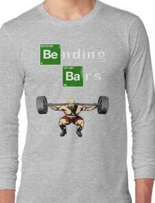 Breaking Bad Walter White Gym Motivation Long Sleeve T-Shirt