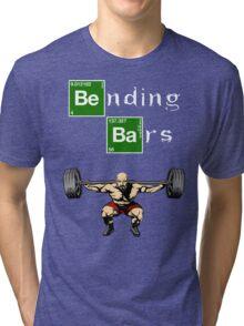 Breaking Bad Walter White Gym Motivation Tri-blend T-Shirt